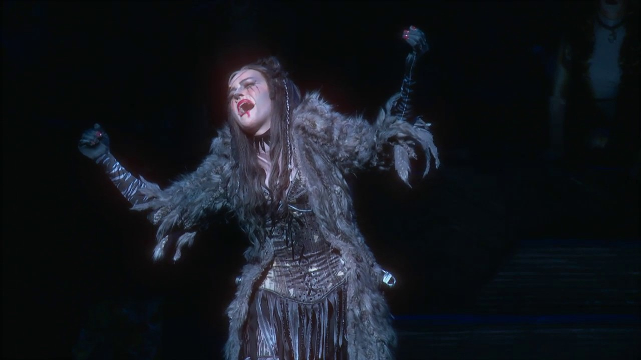 Mamie Parris Sings Quot Memory Quot From Cats On Broadway Youtube