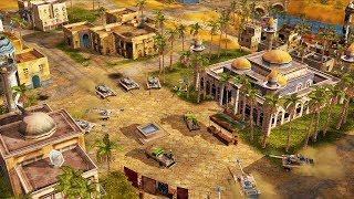 UN CONVOY AMBUSHED - US TROOPS INVADE MILITANT HQ | Command & Conquer Generals Gameplay