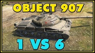 World of Tanks | Object 907 - 9 Kills - 8.8K Damage