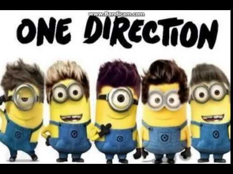 One Direction - Best Song Ever Minions Voice.mp3