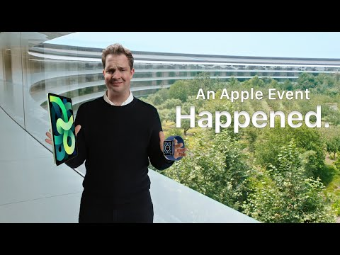 The Most Important Thing From Apple's September 2020 Keynote...