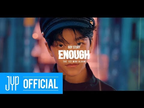 "BOY STORY ""Enough"" Teaser 3 – XINLONG"