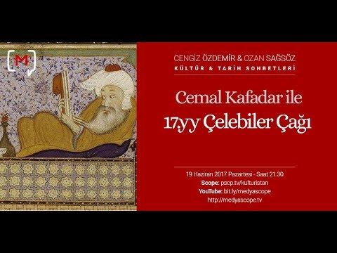 Cemal Kafadar ile 17. yy. Çelebiler Çağı KTS #57 ( English Subtitle )