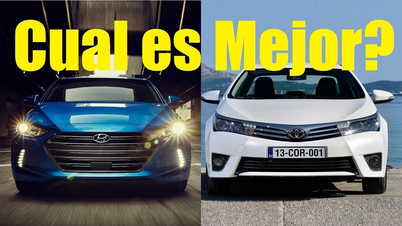 Hyundai elantra vs toyota corolla cual es mejor youtube for Cual es el mejor lavavajillas