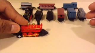 Classic Train Toy Sets For Kids By Happy Toys