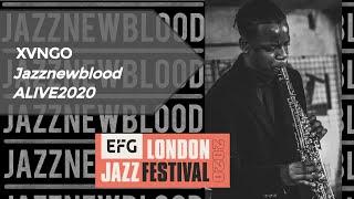 XVNGO #JazznewbloodALIVE2020