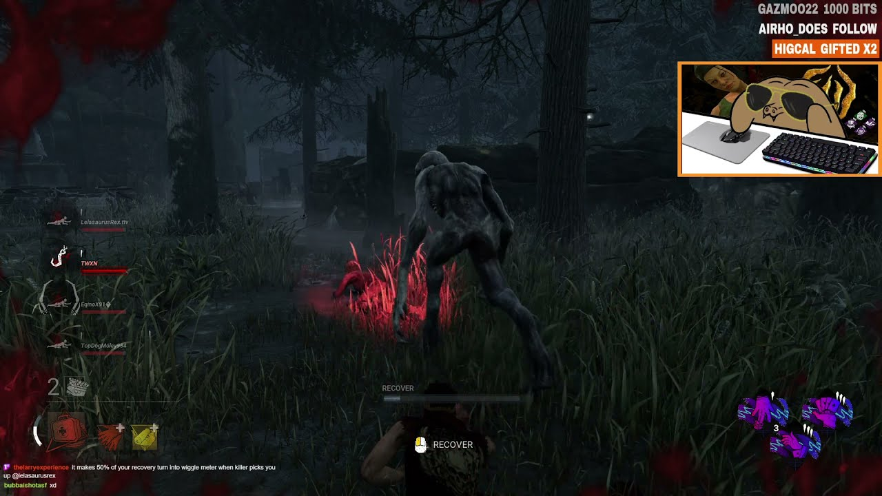 Streamer worked it out, but it was too late - Dead By Daylight