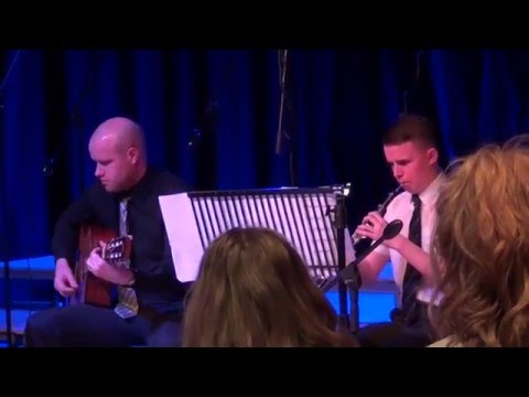 Space Oddity Live @ Ian Ramsey Spring Concert 2016