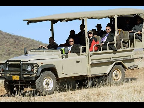 SildeShow-Hon'ble RastrapathyJi-BID-FAREWELL-visited-Namibia-NEWS-LIVEs-THANKING ALL !!!