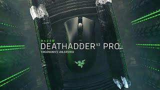 DeathAdder V2 Pro | Ergoฑomics Unleashed