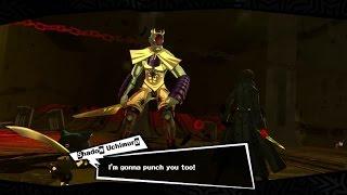 Persona 5 - Mementos Ending the Boyfriend's Abuse Shadow Uchimura