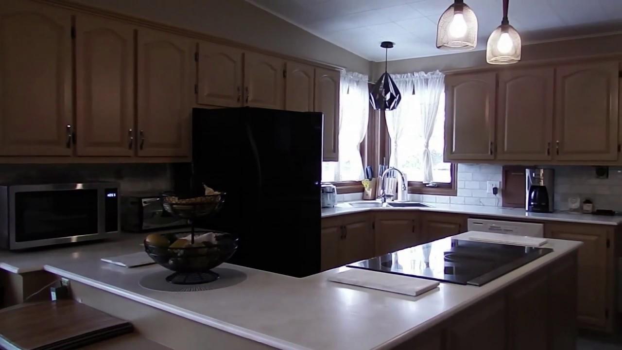 Décapage Armoires De Cuisine  Youtube