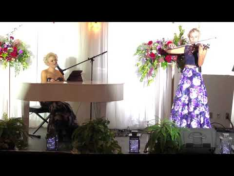 """Tiny Footprints Pregnancy and Infant Loss Gala: Jenn Beaupre singing """"Carry You"""" 2019"""