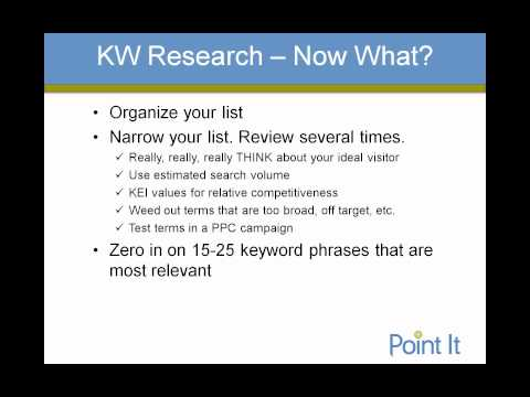 Search Engine Optimization (SEO) 101