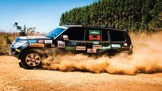 Diário De Bordo Rali Mitsubishi - Uberlândia
