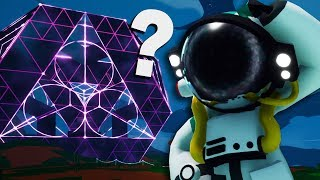 Activating the MYSTERIOUS STRUCTURE (Astroneer)