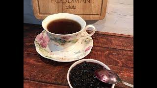 Варенье из голубики с мятой: рецепт от Foodman.club