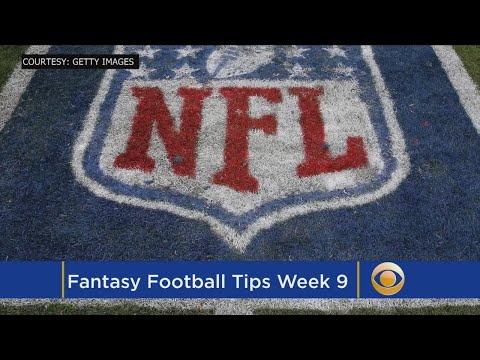 Top Fantasy Waiver Wire Pickups For NFL Week 9