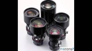 Mecons.de Panasonic Extrem Weitwinkel Zoom Optik 0.38 ET DLE030 für DLP Projektor mieten