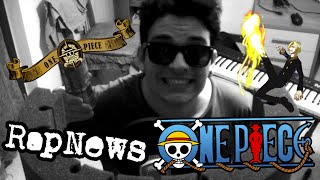 #RapNews B/N • ONE PIECE