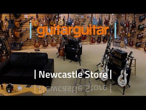 guitarguitar   Newcastle Store Walkthrough