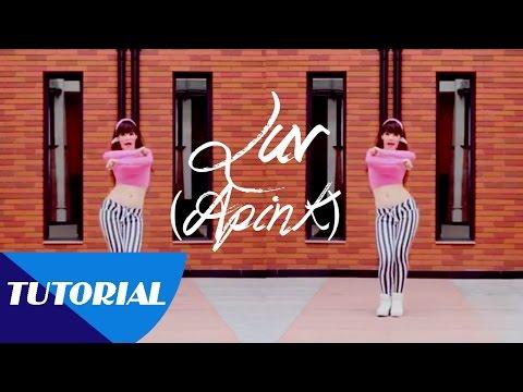 Tutorial Mirror | Dạy nhảy 에이핑크(A-pink) - LUV (러브)