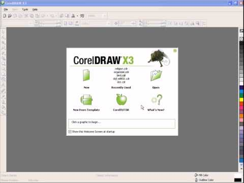 how to learn corel draw x7 in hindi
