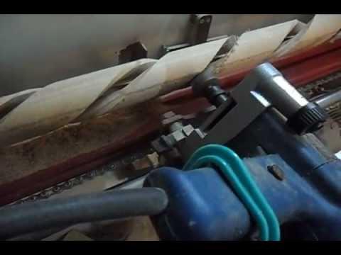 Изготовление балясин своими руками