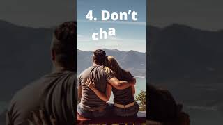 Relationship Advice for Women--Dating,relationship and marriage tips #shorts 002