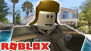 BEING HOMELESS in ROBLOX BLOXBURG