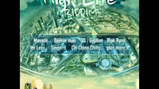 High Life Riddim - mixed by Curfew 2015