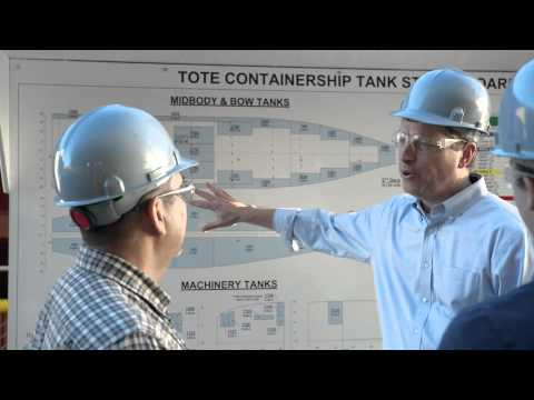 TOTE Maritime featured in ANGA Commercial