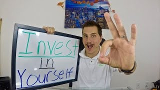 Investing in Yourself! - Making your own Brand!