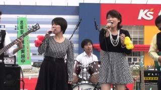 2015年10月マルナカ須崎店でのライブです。