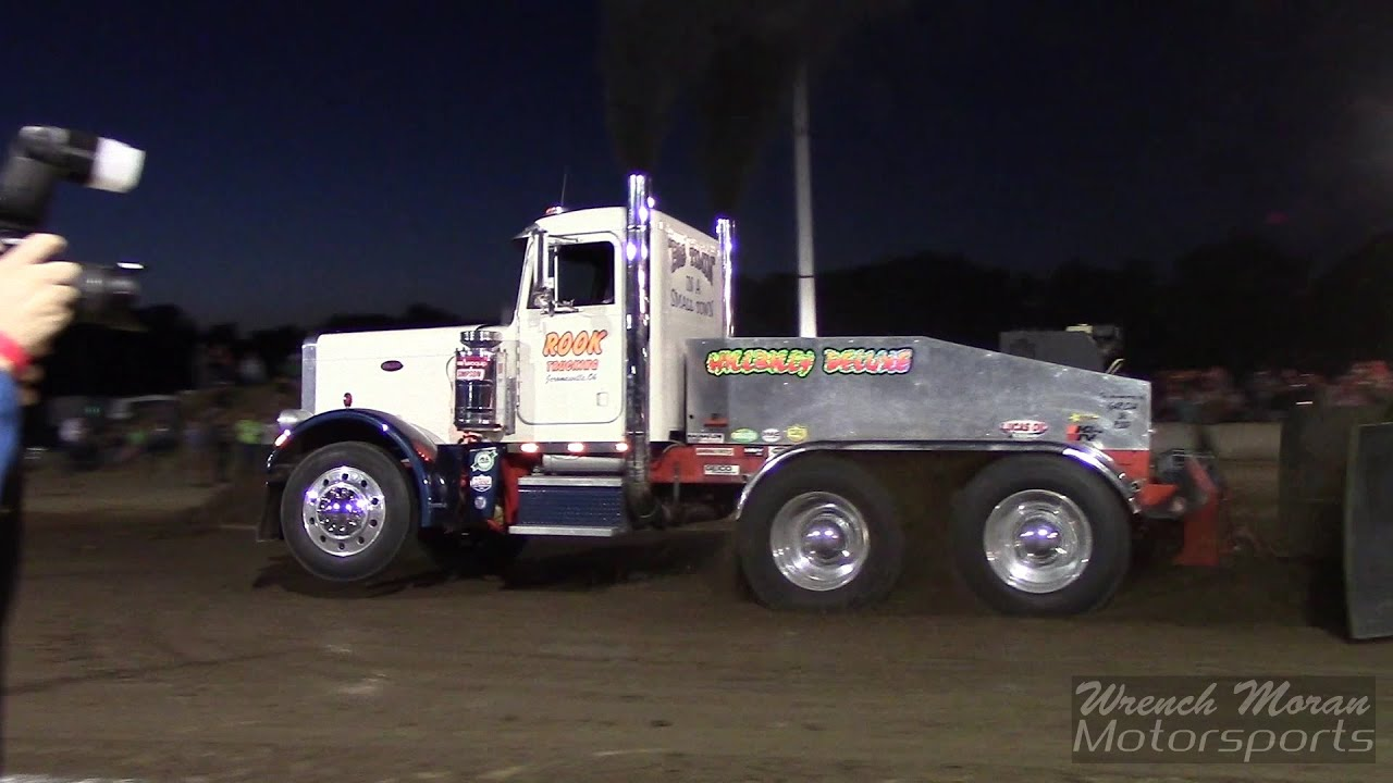 Hillbilly truck and tractor pulls