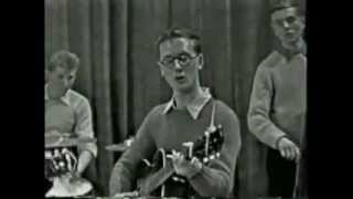 "Jimmy Page 13 Yrs-Old on BBC April 6, 1957 ""Mama Don"