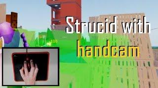 Roblox Strucid episode 17 | handcam!
