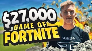 $500,000 Fortnite Tournament hosted by Epic Games!