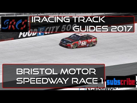 iRacing Track Guides 2017 - Bristol Race 1