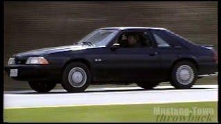 """Throwback"" Fox-Body 5.0 Mustang (B303 cam, 4.10 gears, Exhaust)"