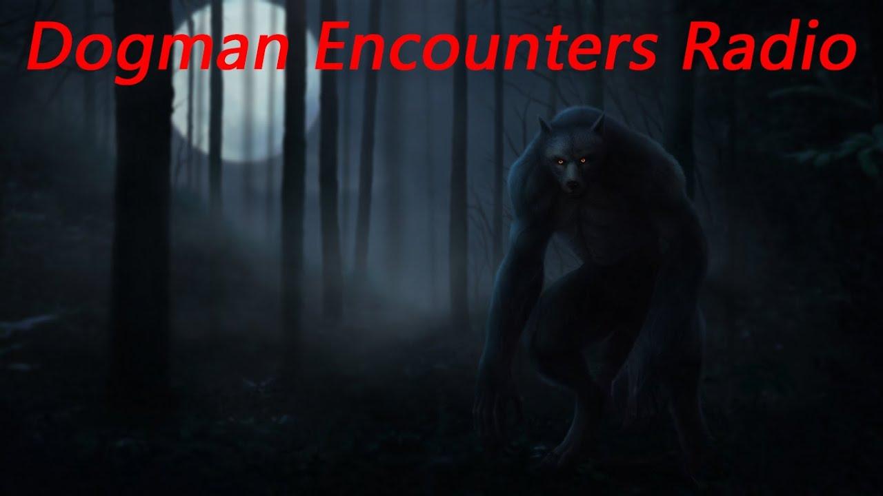 Dogman Encounters Episode 317 (Sometimes Dogmen Follow you Home!)