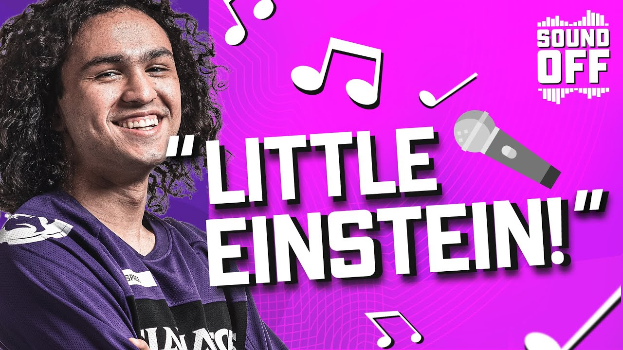 Little Einsteins theme song is the pre-game hype music | Pro Overwatch Comms