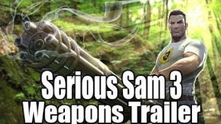 Serious Sam 3: BFE - Weapons Trailer