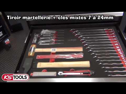 servante-d'atelier-drakkar-/-ks-tools-349-outils,-une-vrai-qualité-pour-un-très-bon-prix