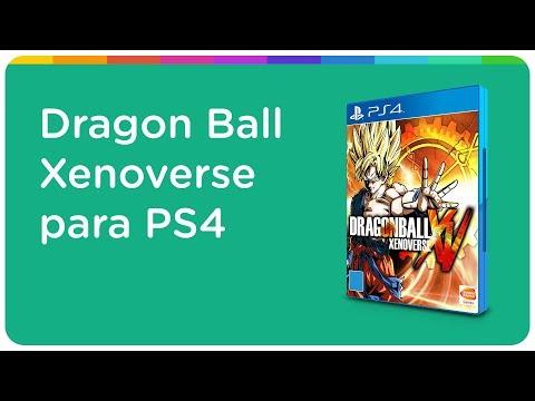 DragonBall Xenoverse para PS4 Bandai Namco
