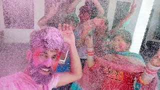 Happy Holi 2020   Holi Trending video 2019-2020   Best Holi in Village