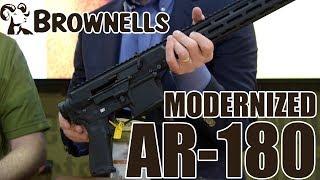 Brownells AR180 upper - AR15 COM