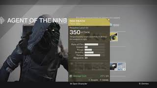 Destiny 1 Xur Location and Items (September 21-23)