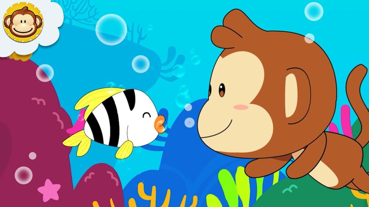 Lagu Anak Anak | Ikan