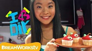 Kawaiisweetworld's Back To School Apple Cupcakes | I ♥ Diy